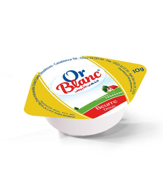 Beurre Doux 10g
