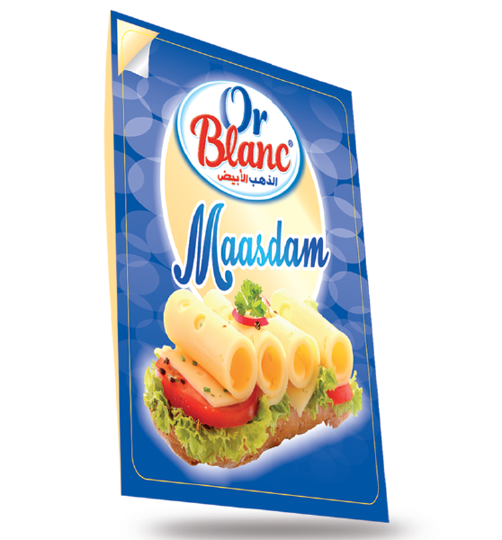 TRANCHE FROMAGE MAASDAM